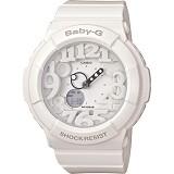 CASIO Baby-G [BGA-131-7BDR] - White - Jam Tangan Wanita Sport